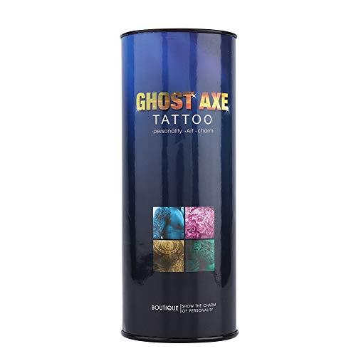Adesivo per riparazioni tatuaggi, Tatuaggio autoadesivo Tatuaggio per tatuaggi traspirante, Tatuaggio protettivo per il tatuaggio AfterCare Tatuaggi adesivi per tatuaggi Tatuaggio per tatuaggi(5m)