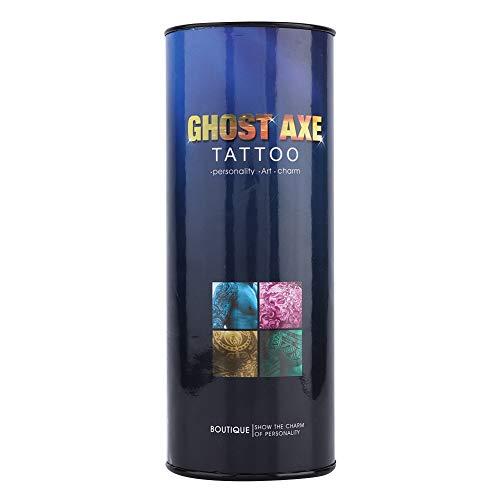 Adesivo per riparazioni tatuaggi, Tatuaggio autoadesivo Tatuaggio per tatuaggi traspirante, Tatuaggio protettivo per il tatuaggio AfterCare Tatuaggi adesivi per tatuaggi Tatuaggio per tatuaggi(10m)
