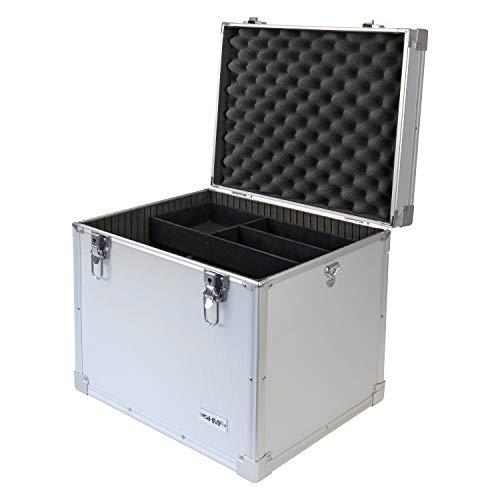 HMF 14802-02 Valigia Universale, Fotocamera Cassette Attrezzi, Pulizie in Scatola, Cavallo, 41 x 33 x 36 cm