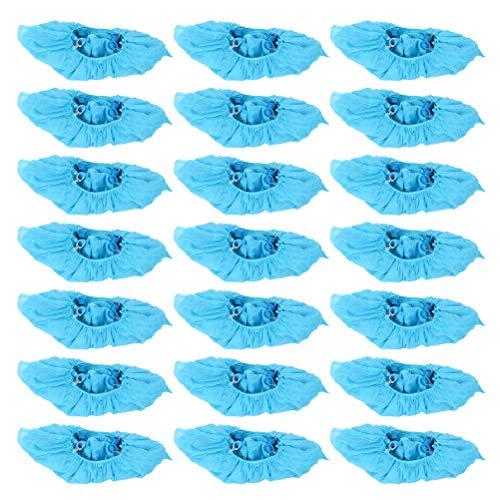 Holibanna 100PZ Automatico Copriscarpe Monouso in Tessuto non Tessuto per Distributore Copriscarpe Automatico Shoes Cover Disposable per Laboratorio Home Office (Copriscarpe, G-type)