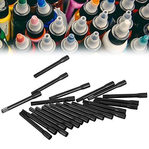 Kit di accessori per miscelatori di bastoncini di miscelazione monouso per stick di pigmenti di inchiostro