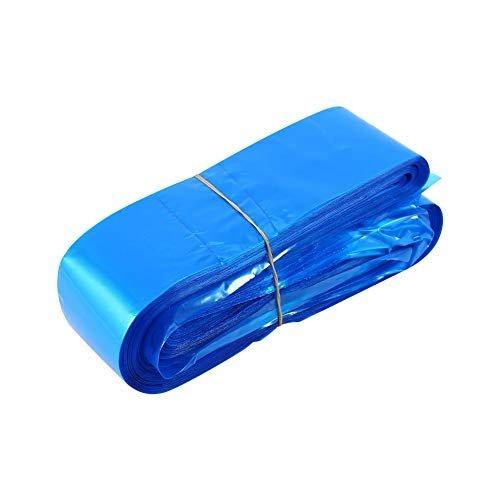 Manicotto/copertura del cavo della clip della macchina del tatuaggio, sacchetto di copertura della manica di sicurezza di plastica dell'igiene di 125Pcs blu