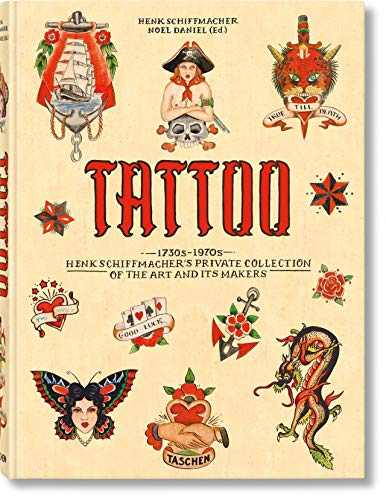 Tattoo. 1730s-1970s. Ediz. inglese, francese e tedesca