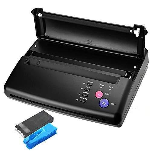 Tatuaggio Macchina Tattoo Transfer Stencil Machine Macchina trasferimento Fotocopiatrice Termico stampante termica tattoo stencil machine tattoo Stencil stampante copiatrice tatuaggio(Spina UE 220V)